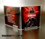 Orbicide - Not a Single Letter Altered - physical CD photo