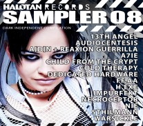 VA Halotan Records Sampler 08