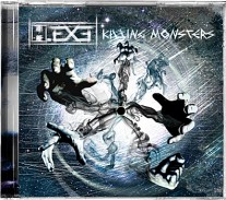 H.Exe - Killing Monsters CD front
