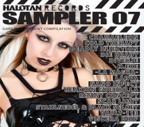 VA - Halotan Records Sampler 07